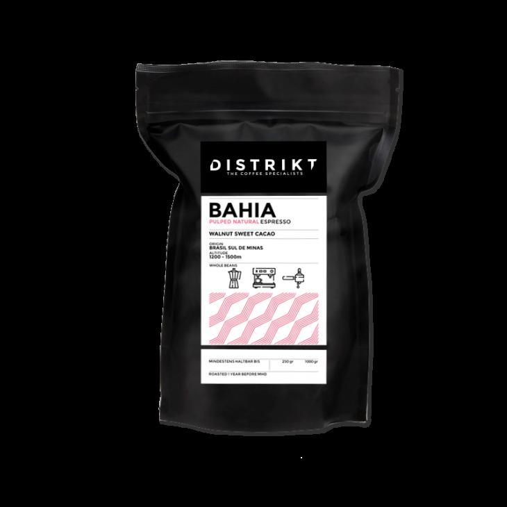 DISTRIKT COFFEE - BAHIA ESPRESSO Single Origin Espresso 250g