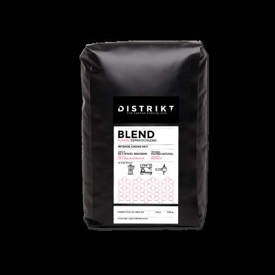 DISTRIKT COFFEE - BLEND CLASSIC Exklusiver Espressoblend 100g